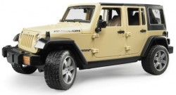 Внедорожник Jeep Wrangler Unlimited Rubicon, Bruder